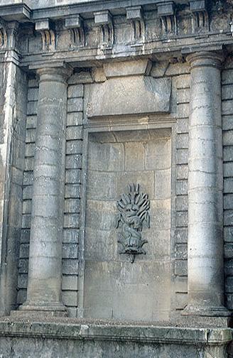 fontaine de la Sirène