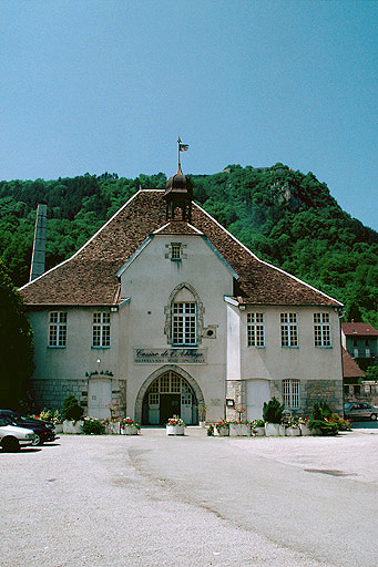 maison dite de l'Abbaye ou hôtel de l'Officier Général des salines