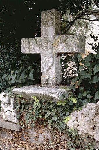 croix de chemin Saint-Roch