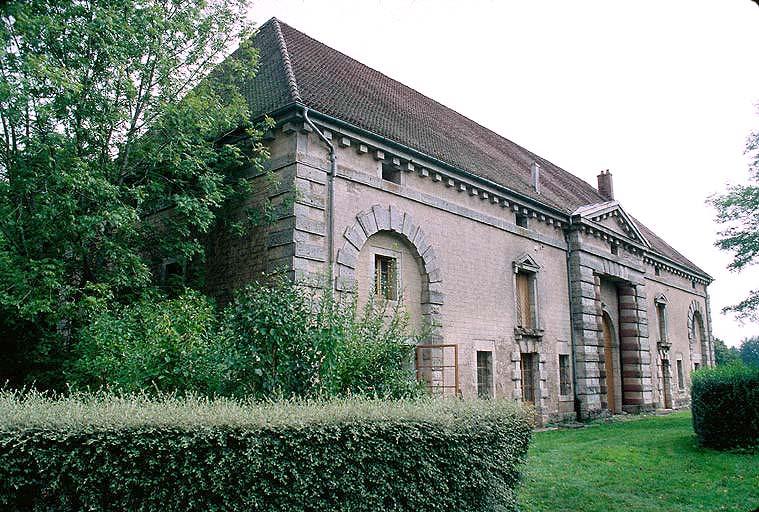 château des Grammont