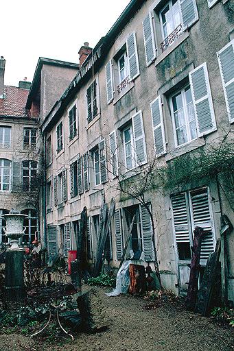maison Ebaudy de Rochetaillé ou maison Cousin