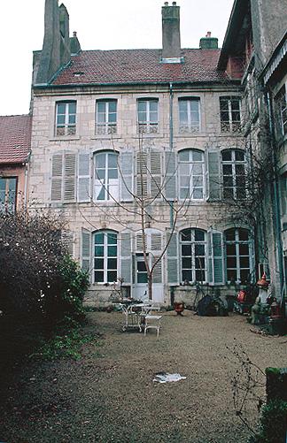 Maison Ebaudy de Rochetaillé