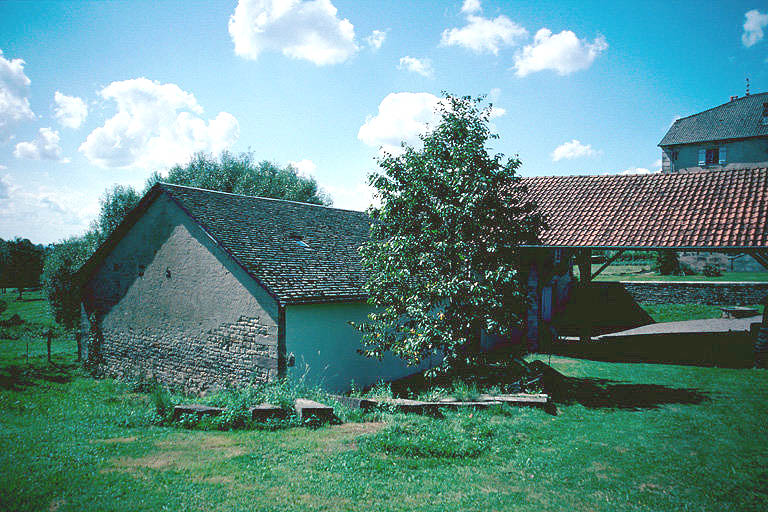 ferme, distillerie du Petit-Fahys