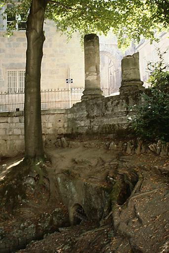 jardin public dit square Castan