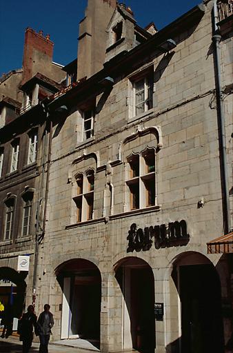 Ancien hôtel Gauthiot d'Ancier