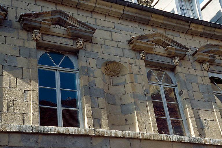 Hôtel du Bouteiller, puis de Montureux
