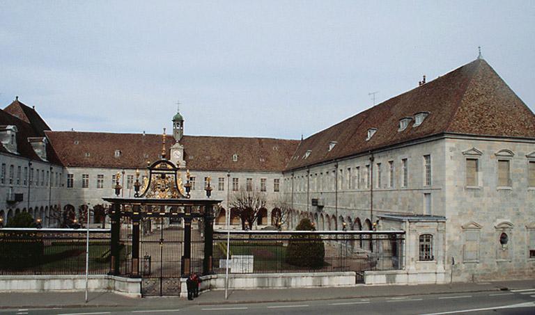 hôpital Saint-Jacques