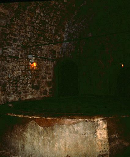 fort de Joux dit château de Joux