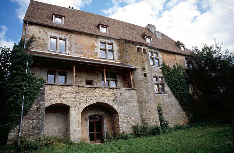 château d'Ecole
