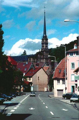 Eglise catholique Saint-Maimboeuf