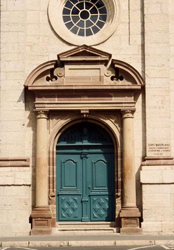 Temple protestant Saint-Martin