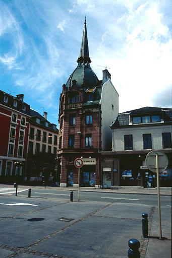 Immeuble dit Le Lion de Peugeot