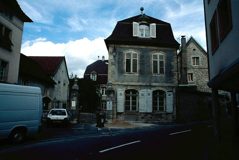 maison Rossel ou hôtel Sponeck