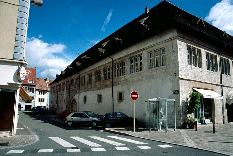 Halles (anciennes)