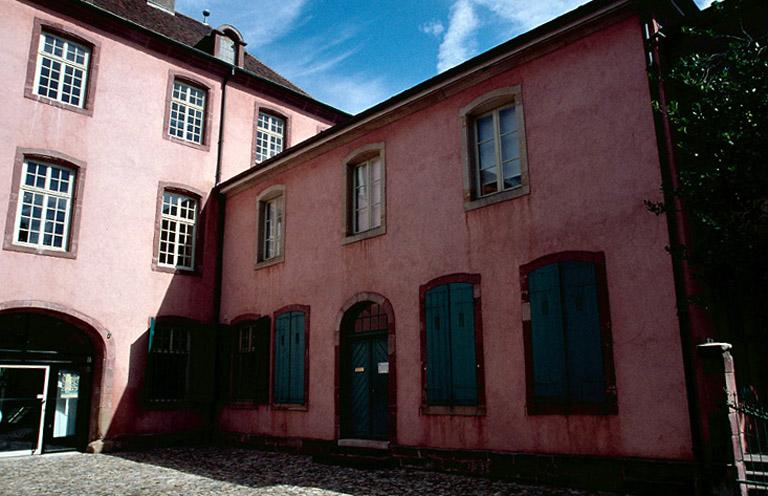 Hôtel Beurnier-Rossel (ancien)
