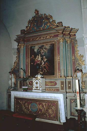 Église de Sancey-l'Eglise
