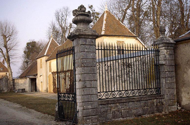 château de Torpes