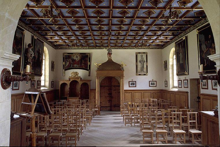 Chapelle Saint-Joseph-aux-Bassots