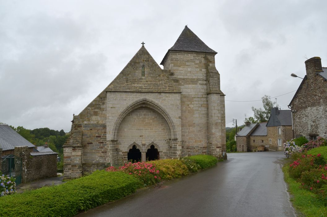 Chapelle Saint-Jacques de Saint-Léon