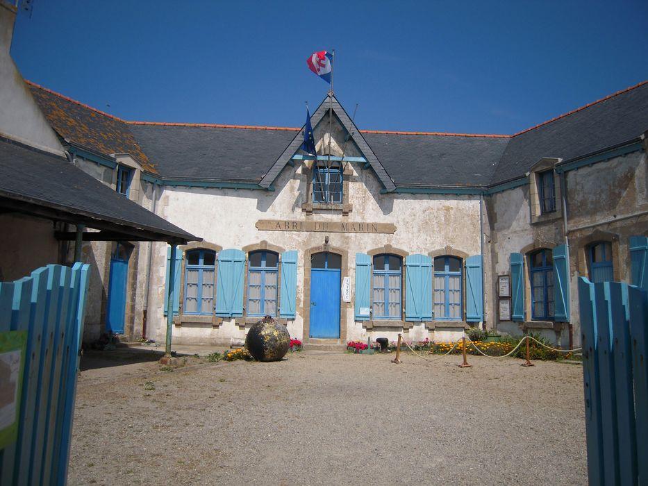 Ancien abri du marin (1906) actuel musée des Sénans