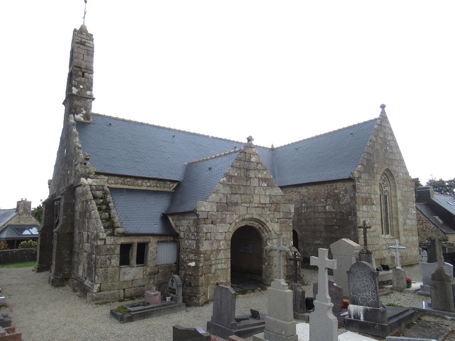 Eglise Notre-Dame: Chapelle latérale sud, vue générale