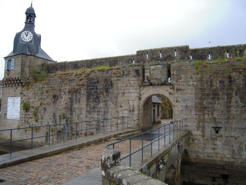 Remparts de la Ville Close: Porte principale ouest