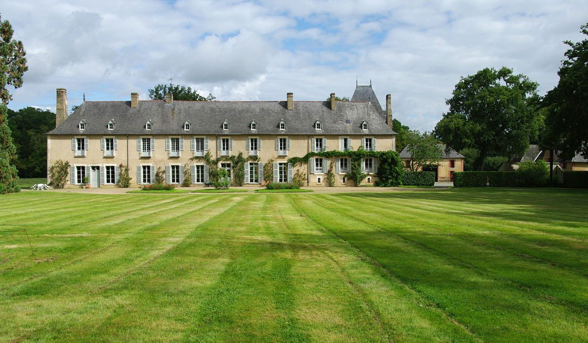 Château de la Villedubois