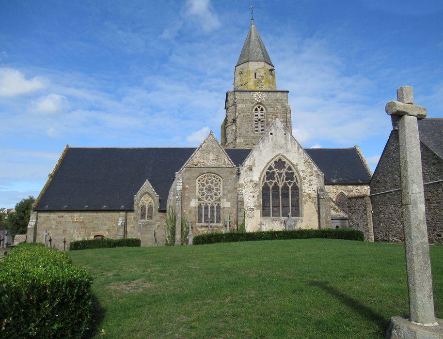 Eglise Saint-Suliac et cimetière