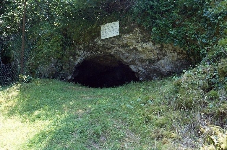 gisement préhistorique Bouffia-Bonneval