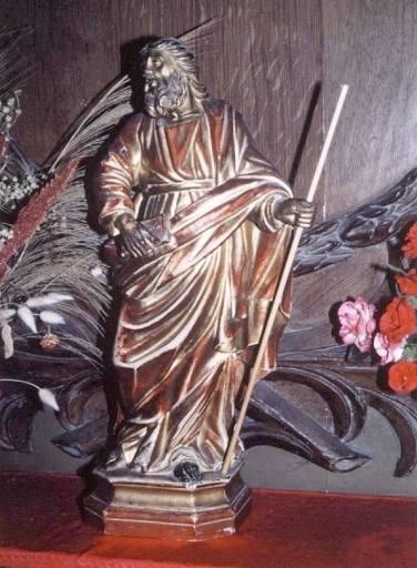 Statue : apôtre