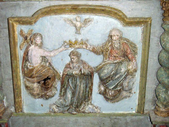 Tabernacle à ailes (maître-autel)