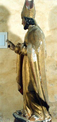 Statue : saint Martial