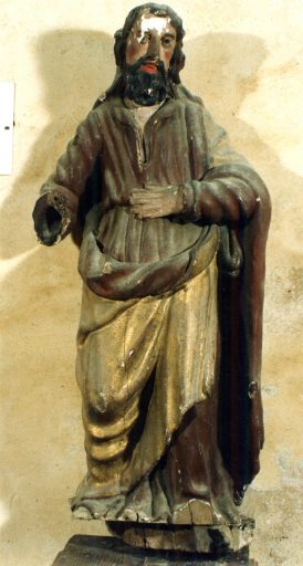 Statue : saint barbu