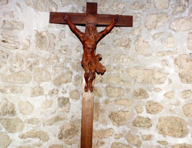 Croix : Christ en croix, dit Christ janséniste