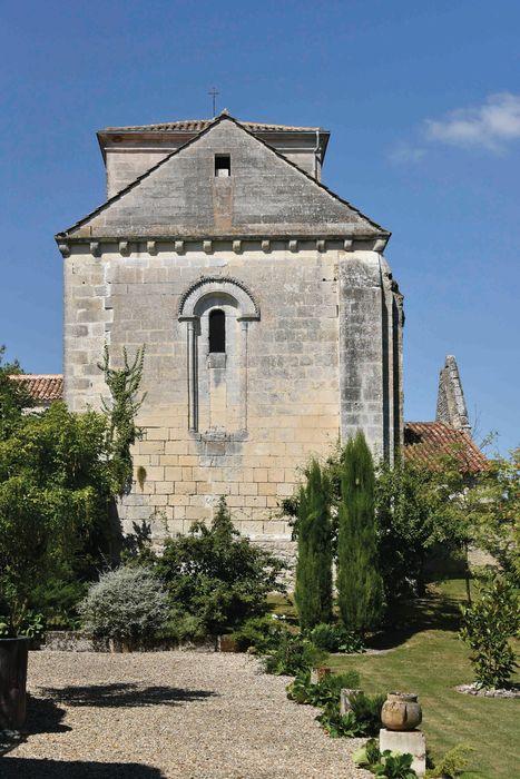 Eglise Saint-Pierre: Chevet, vue générale