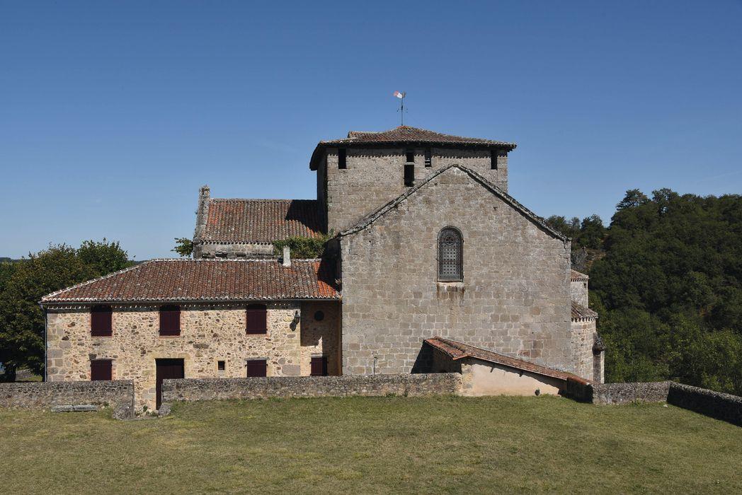 Eglise Saint-Germain: Ensemble sud, vue générale