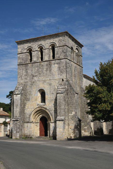 Eglise Saint-Pierre-des-Martyrs: Façade occidentale, vue générale