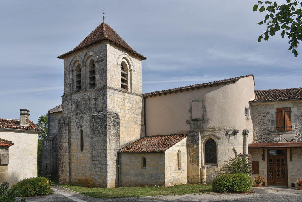 Eglise Saint-André: Ensemble sud-est, vue générale