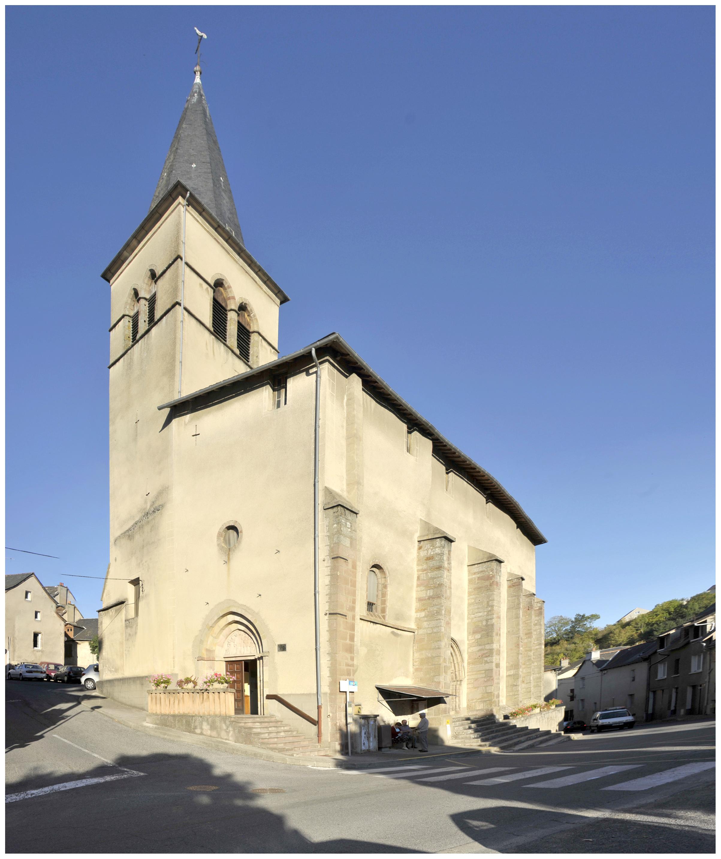 Eglise paroissiale Saint-Etienne et Saint-Blaise