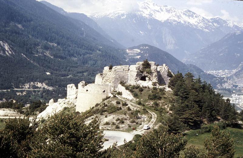 Forts de l'Esseillon, Fort Charles-Félix