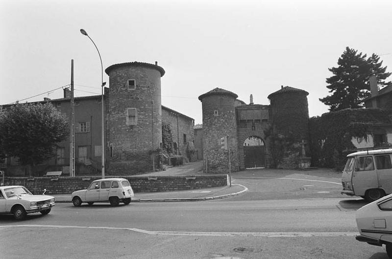 Château des Comtes de Lissieu