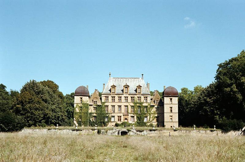 Château des fléchères