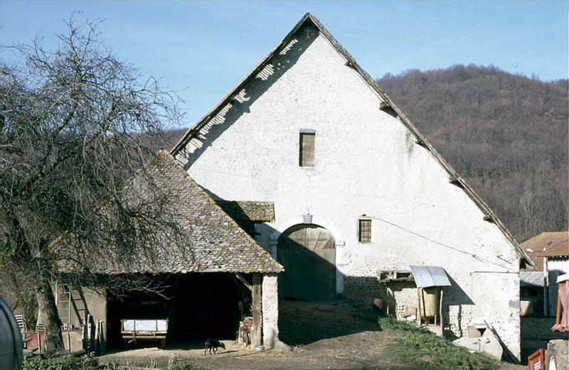 Grange de la Chartreuse de la Sylve Bénite (ancienne)