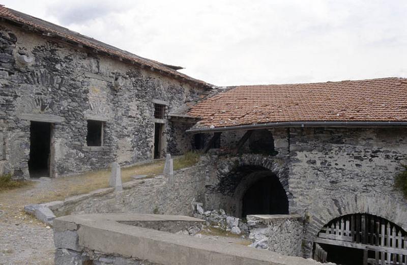 Forts de l'Esseillon, Fort Victor Emmanuel