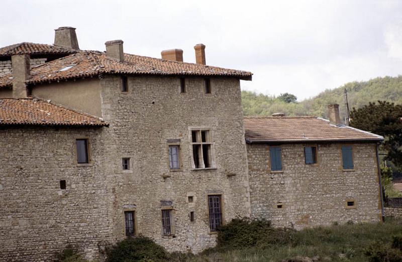 Maison forte du Pin