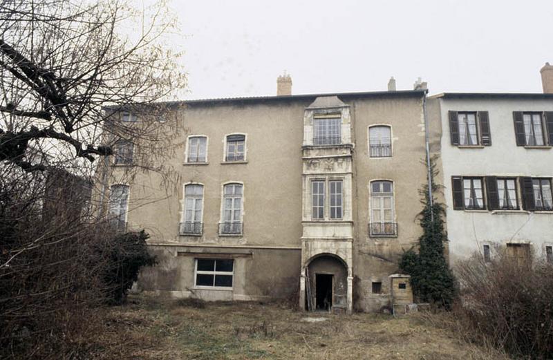 Maison dite des Sires de Villars