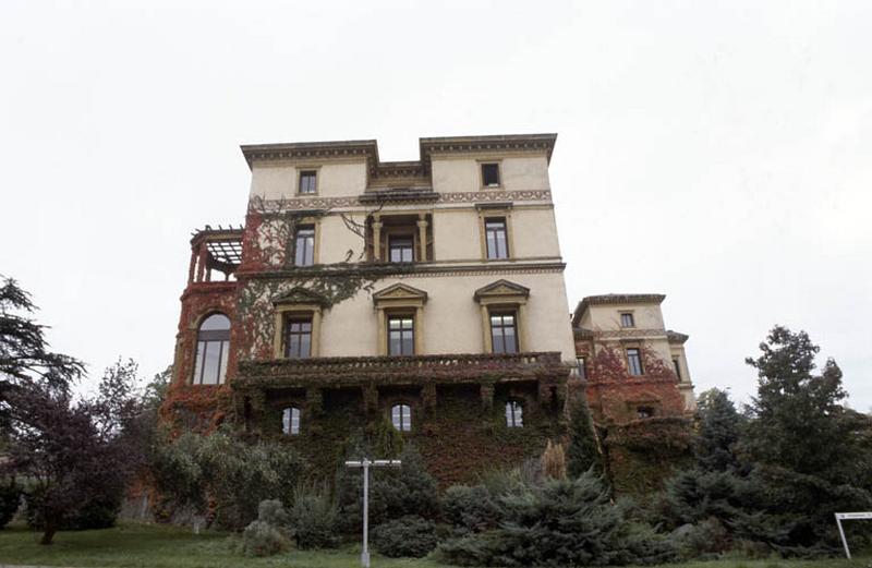 Villa la Pérollière