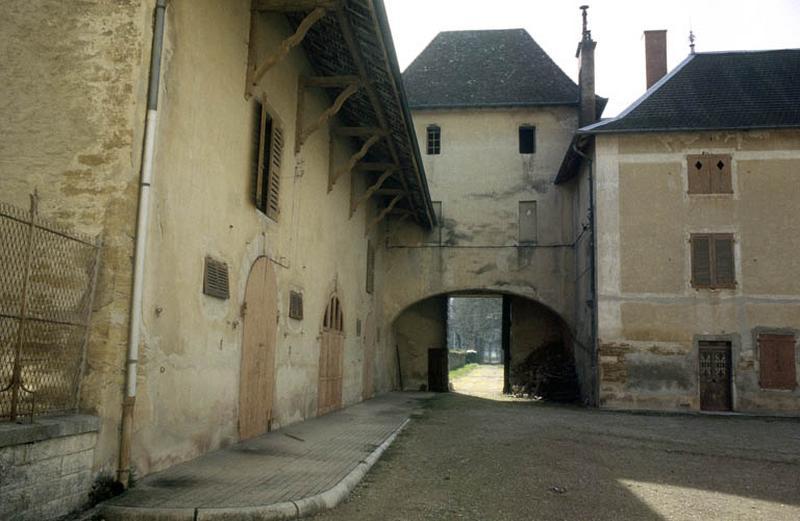 Château de la Chartreuse de Salette