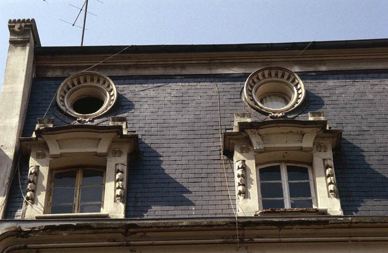 Immeuble 2, avenue de la Libération
