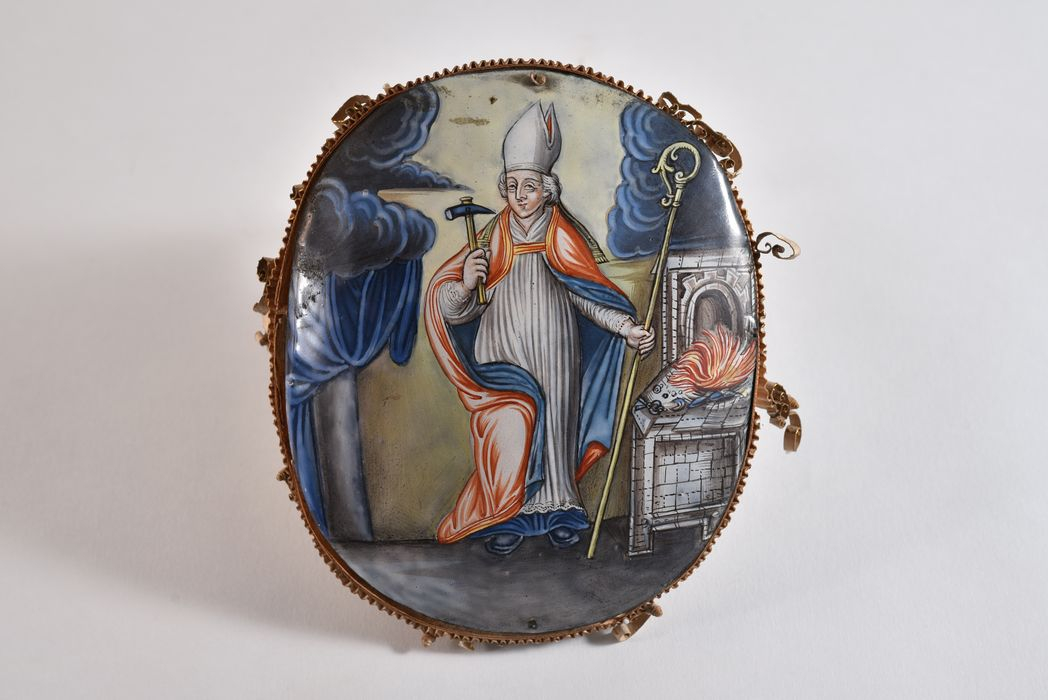 Tableau : saint Eloi